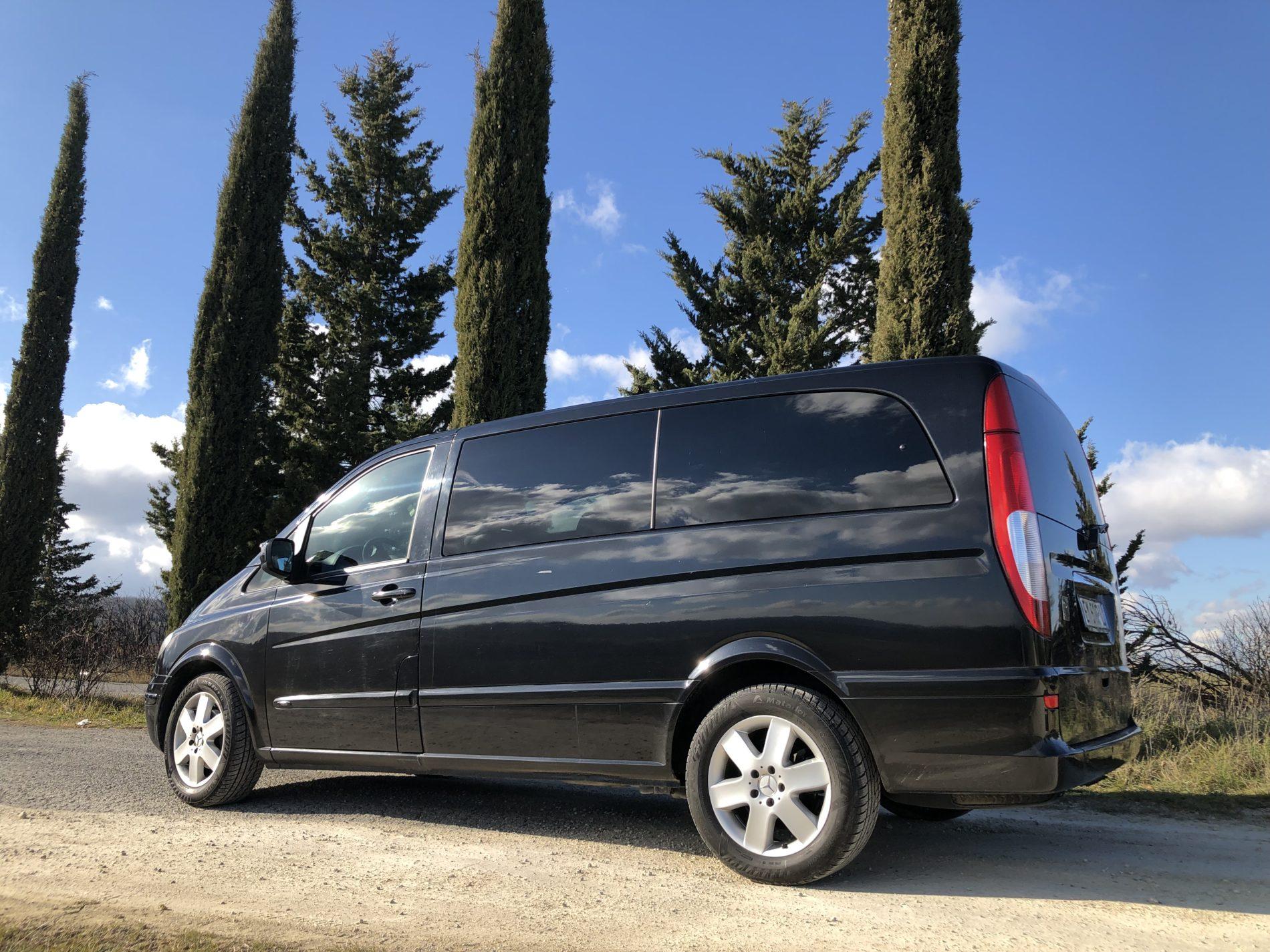 MERCEDES VIANO 7 seats + driver - SARTINI AUTONOLEGGI
